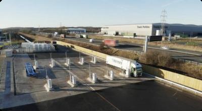 Escócia lança primeira estação de abastecimento a biometano